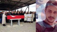 Reyhanlılı Şehit, Tekirdağ'da toprağa verildi
