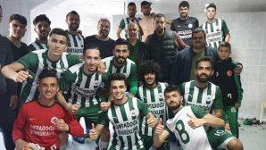 Reyhanlıspor 5-0 Galip