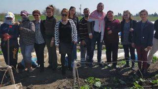 CHP'de Antakya İlçe Başkanı ve Kadın Yöneticiler