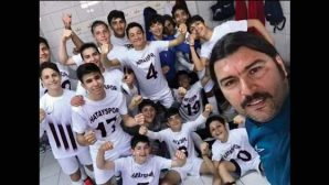 U-14, Trabzonspor'u Yendi