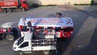 Milletvekili Şahin'den Traktörlü Kutlama