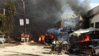 Afrin'de terör saldırısı; 40 ölü, 47 yaralı