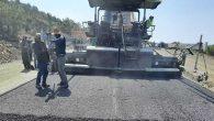 Arsuz-Çevlik yolu asfaltı başladı