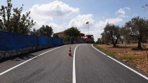 HBB'den Güvenli Yol Çalışmaları