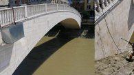 HBB'den Asi Nehrinde Yosun Temizliği