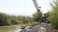 Samandağ'da Kanal Temizliği