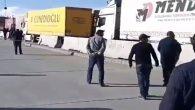 250 Şoför 20 Gündür Sınırda Mahsur