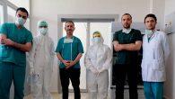 MKÜ'de Aşı Hamlesi…