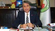 """Başkan Yavuz'dan """"Sağlık Haftası"""" Kutlama Mesajı"""