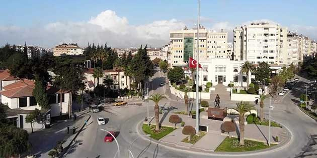 Antakya'da 'Korona' Sessizliği