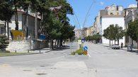 Sokaklar Sessizliğe Büründü