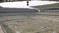 Vali, Stadyum İnşaatı İle  Yakından İlgili…