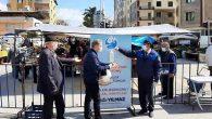 Antakya Belediyesi'nde küresel salgın tedbirleri