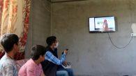 Uzaktan Eğitime Televizyon desteği