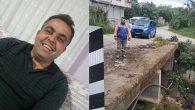 Samandağ'da temizlik görevlisinin talihsizliği
