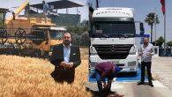 Hatay'da buğday üretiminde önemli bir kuruluş: