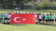 Hatayspor'dan muhteşem 19 mayıs görsel şovu