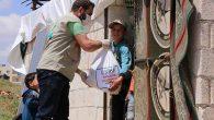 İHH'den Afrin'e yardımlar sürüyor