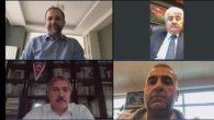 AKP'de Telekonferans