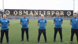 Osmanlıspor'a yeni Teknik Direktör Ali Güneş…