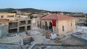 Afrin'de İki Tarihi Binaya Restorasyon
