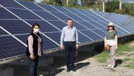 HBB'nin Güneş Enerji Santrali bugün hizmete giriyor