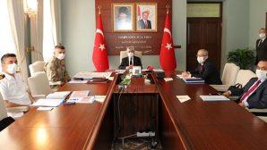 Bakan Soylu Başkanlığında Asayiş Toplantısı …