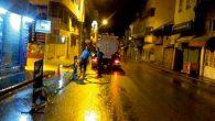Kurtuluş Caddesi Boydan Boya Yıkandı