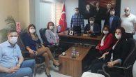 CHP'de Kadın Genel Başkan Hatay'a geldi