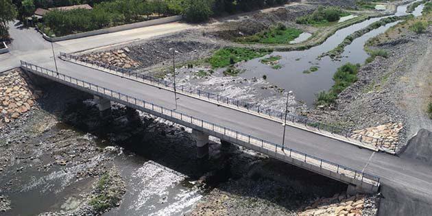23. köprünün asfalt çalışması tamamlandı