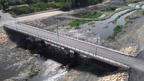 23. köprünün asfalt çalışması tamamlandı …