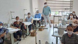 Maske Üretim Kapasitesini Arttırdılar