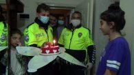 Polisten Doğum Günü Sürprizi