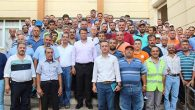 Eryılmaz'dan 1 Mayıs Kutlama Mesajı