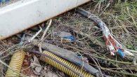 HATSU'nun kablolarını çaldılar