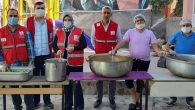 Kızılay'dan Yoksula Yiyecek Desteği