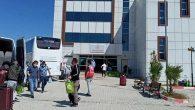 Van'da karantinaya alınan 38 gurbetçi Hatay'da