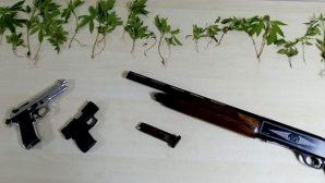 Silahlı Kavga: 4 Tutuklama