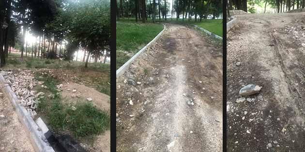 Atatürk Parkı!