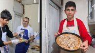 Yayladağılı genç aşçı, sosyal medya fenomeni oldu…