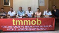 TMMOB: birliğimizi ve demokrasiyi savunacağız!