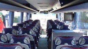 Otobüslerde Sıcak İkram Yasak
