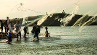 Asi'nin Akdenizle Buluştuğu Nokta  Balıkçıların Uğrak Yeri Oldu