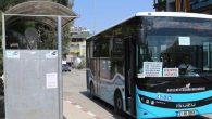 Şehir içi otobüs yolcu taşıması