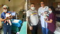 12 Günlük Bebeğe Katarakt Ameliyatı