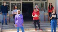 Ortaokul öğrencileri yarıştı