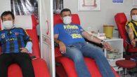 Fenerbahçelilerden Kızılay'a Kan Desteği