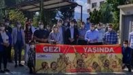 CHP'Li Gençler Cömert'in Kabri Başında