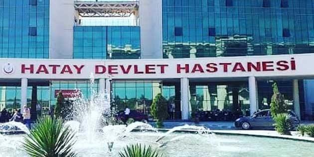Hatay Devlet Hastanesi Duyurusu