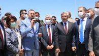 Savaş, Hatayspor'a ekonomik destek istedi
